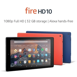 "Fire HD 10 tablet | 10"" display, 32 GB, with special offers - SOLD OUT!!"