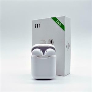 Airpod alternatives. i11 5.0 TWS earpods, auto pop-up, battery indicator, True Wireless Stereo for Android and iOS