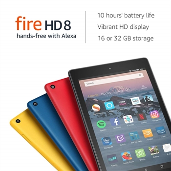 Fire HD 8 tablet  8 display 16 GB with special offers - SOLD OUT